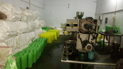 Running Plastic Products Manufacturing Unit for Sale in Ahmedabad