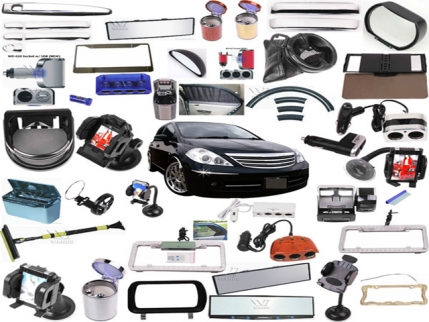 Successfully Running Car Accessories Store in Secunderabad