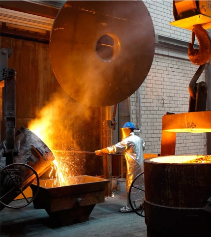 Ferrous Foundry for Sale in Sangli, Maharashtra