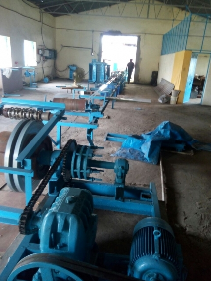 Continuous Electroplating Galvanize Manufacturing Business for Sale in Pithampur