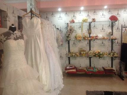 Running Bridal Boutique business for sale in Bangalore