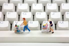 Online Supermarket for Sale